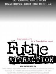 《futile attraction》海报